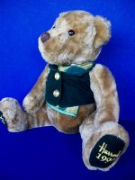 Мишка HARRODS 150th Anniversary TEDDY BEAR 1999 HARROD'S